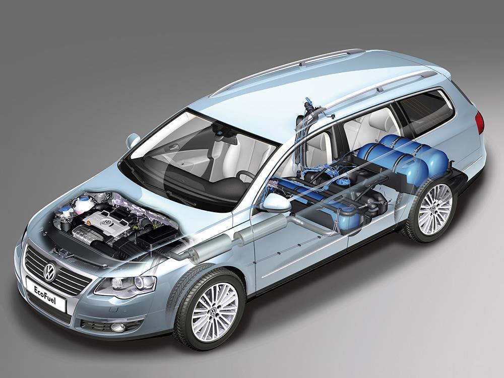 Грамотно переводим автомобиль на метан - Dexpens