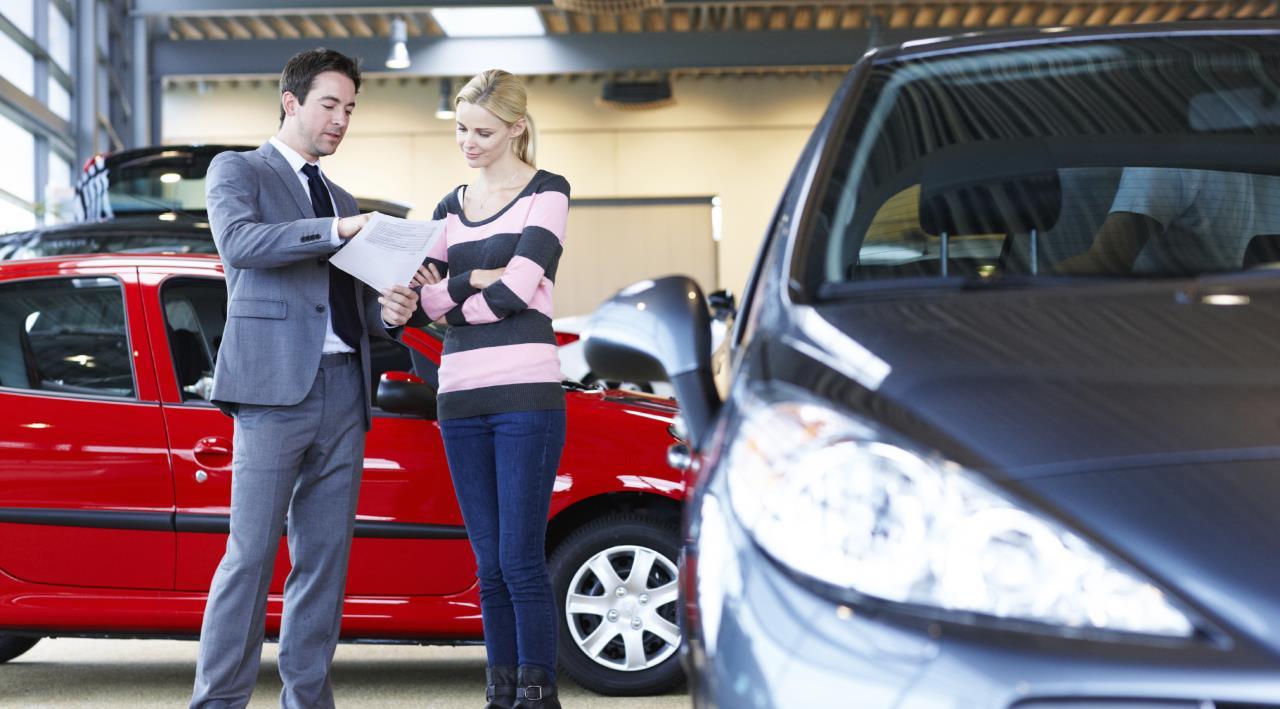 Как обманывают в автосалонах - Dexpens