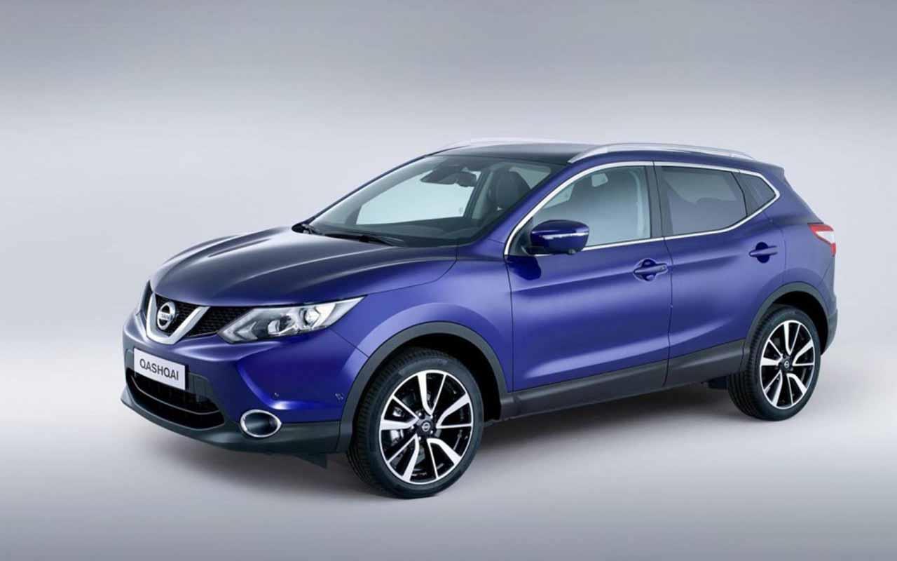 Беспилотный Nissan Qashqai появится в следующем году - Dexpens