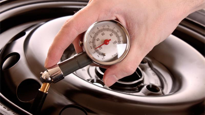Давление в шинах автомобиля - Dexpens