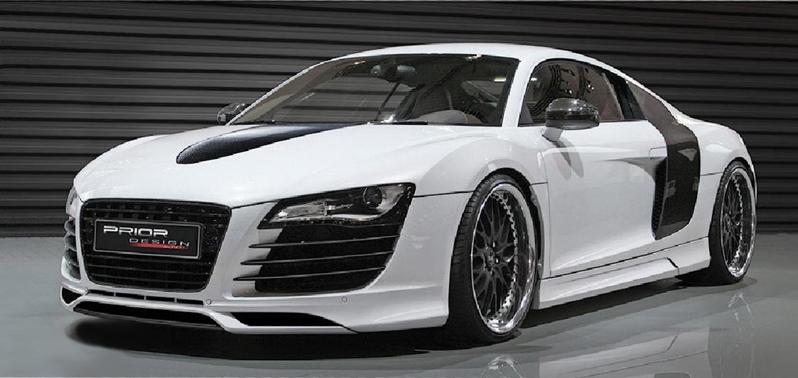 Интересные факты об Audi - Dexpens