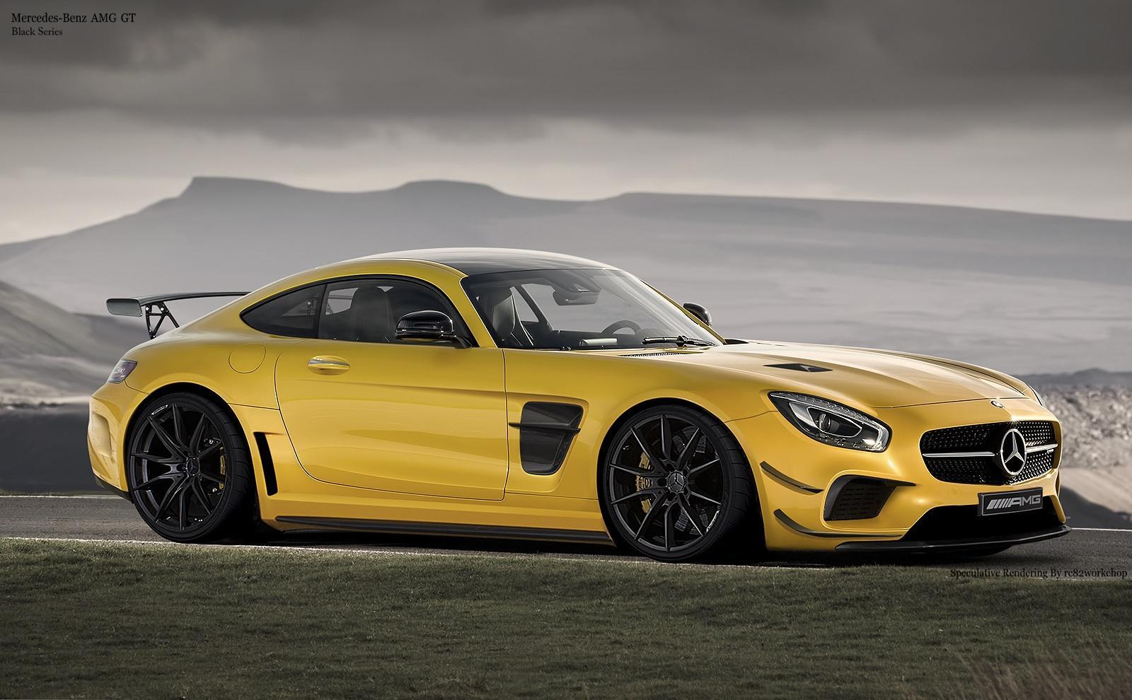 Mercedes AMG GT - Dexpens