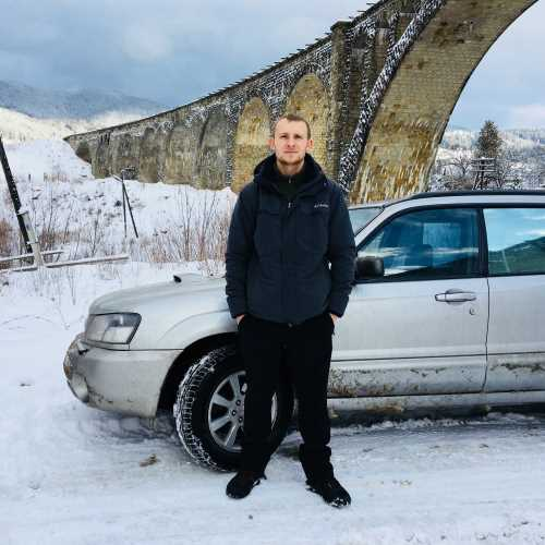 Сергій Ціник фото профіля
