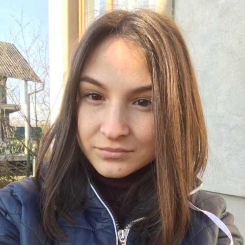 Maria Tsinyk фото профіля