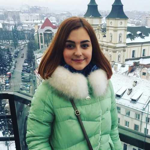 Віталіна Чикур фото профіля