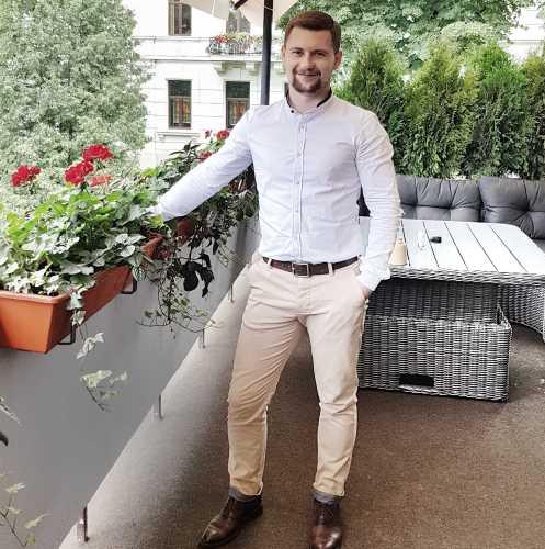 Роман Калинюк фото профіля