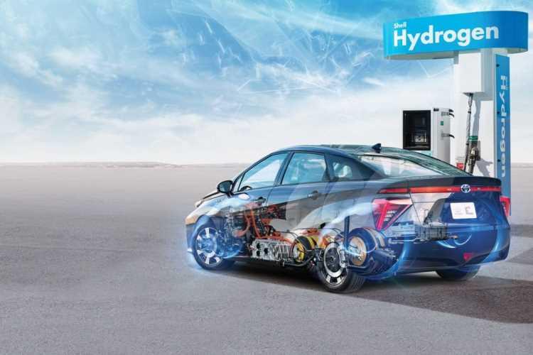 Водородный двигатель – будущее мирового транспорта