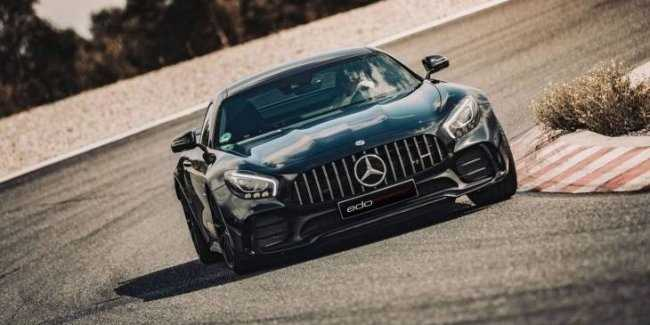 Купе Mercedes-AMG GT R by Edo Competition - двигун 651 к.с