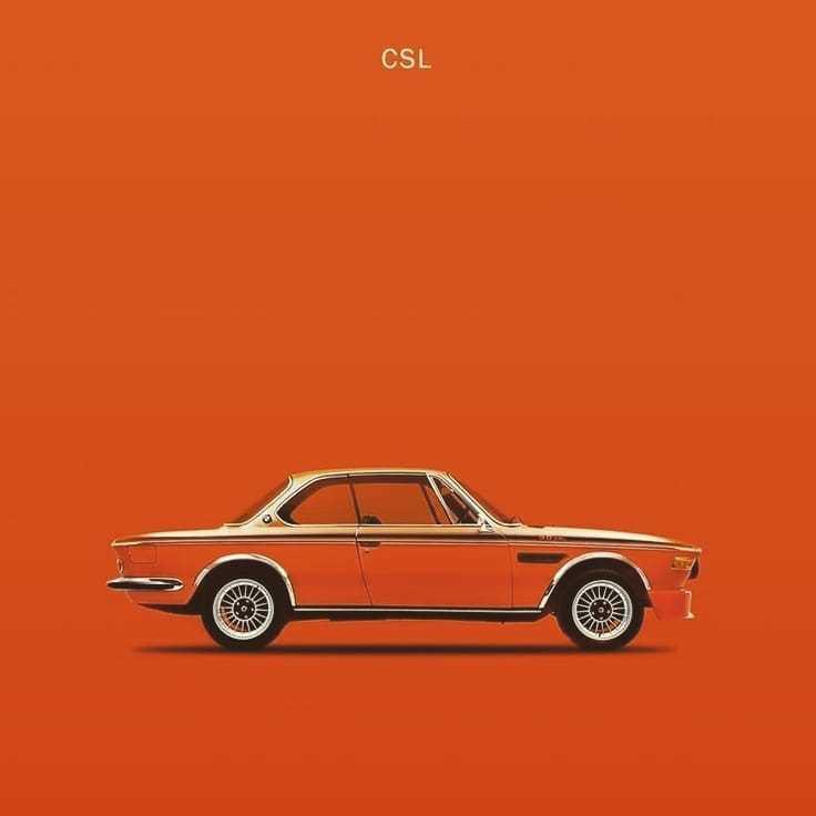 Автомобільні Постери