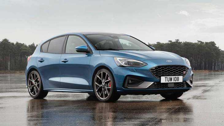 Найпотужніший дизель в історії і нові технології. Ford представив новий Focus ST