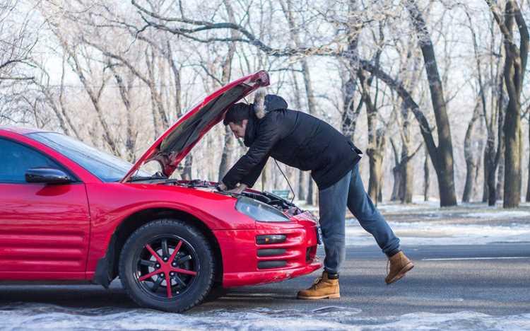 4 причини, через які автомобіль гірше розганяється взимку