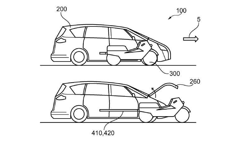Ford запатентувала автомобіль Бетмена