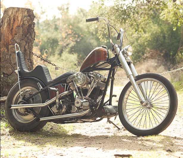 ЧОППЕР - мотоцикл з американським духом свободи!