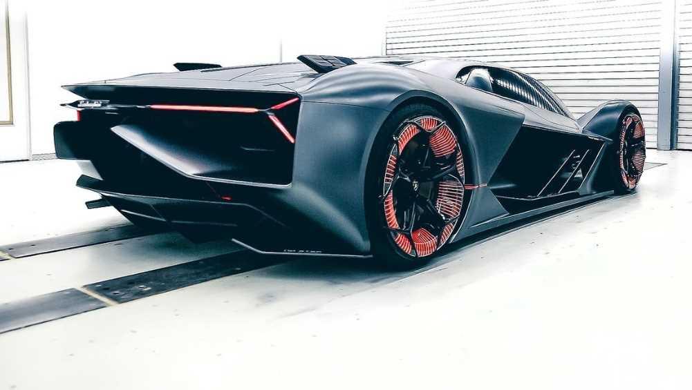 Електромобіль Lamborghini без звичних акумуляторів