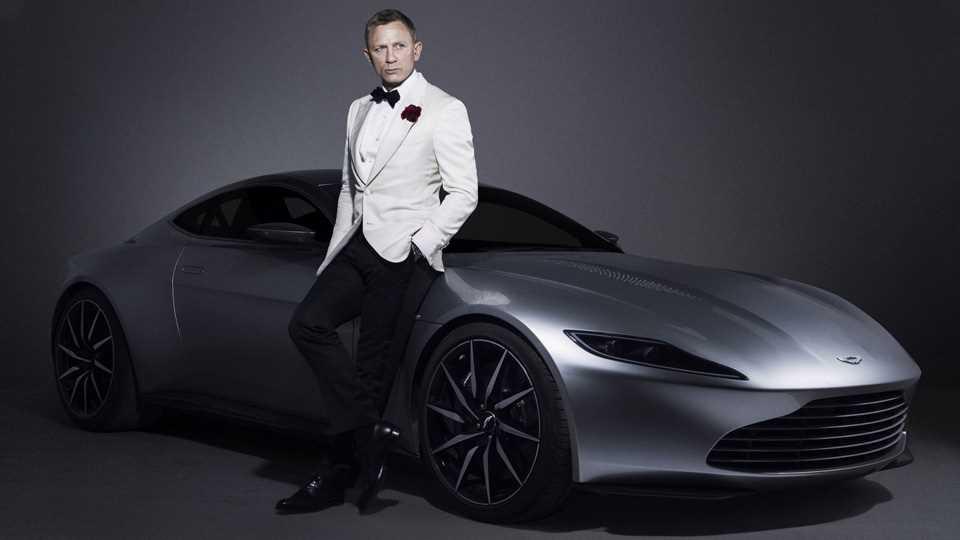 Aston Martin DB10 Джеймса Бонда продадуть за 2,1 мільйона доларів