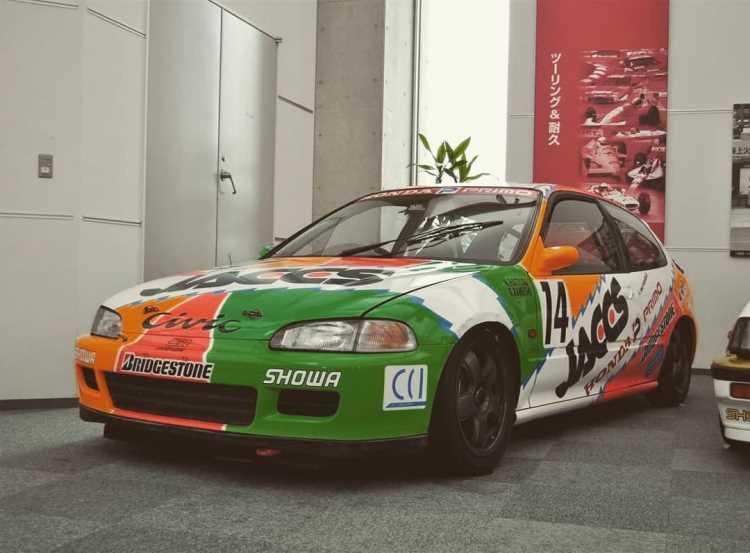 True Civic, real hot, JDM icon, 800 кг і 230 hp.